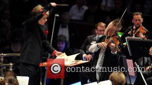 Nigel Kennedy and Marin Alsop