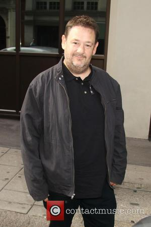 Johnny Vegas - Celebrities attend the 'Justin and the Knights of Valour' Screening at the Mayfair Hotel - London, United...
