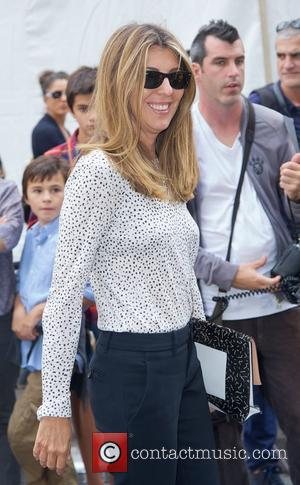 Nina Garcia - DKNY Fashion Show in New York City Outside Arrivals - New York City, NY, United States -...