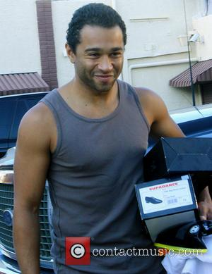 Corbin Bleu - Corbin Bleu arrives for rehersals for the 17th season of Dancing With the Stars - Los Angeles,...