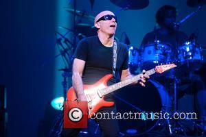 Joe Satriani - Joe Satriani performing at Austin City Limits Live at the Moody Theater - Austin, TX, United States...