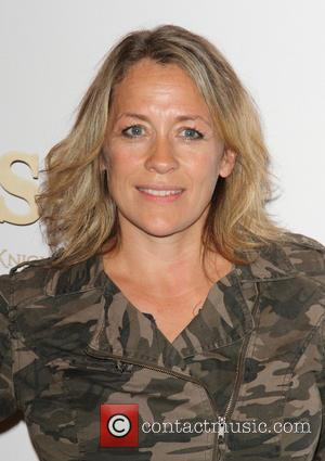 Sarah Beeny - The UK Premiere of 'Justin and the Knights of Valour' held at the May Fair Hotel -...