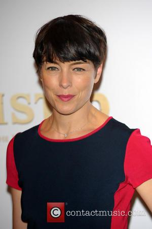 Olivia Williams - The UK Premiere of 'Justin and the Knights of Valour' held at the May Fair Hotel -...