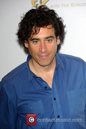 Stephen Mangan - The UK Premiere of 'Justin and the Knights of Valour' held at the May Fair Hotel -...