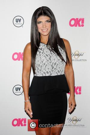 Teresa Giudice - OK! TV Launch Party - Manhattan, New York, United States - Monday 9th September 2013