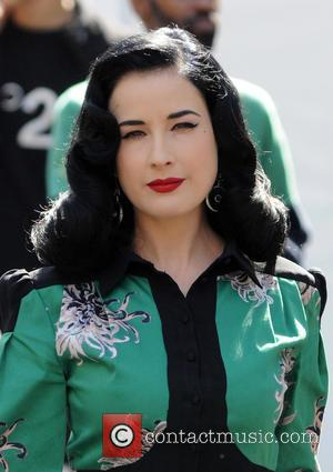 Dita Von Teese Files Lawsuit Against Insurance Company
