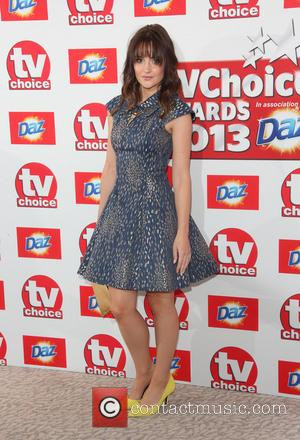 Paula Lane - The TVChoice Awards 2013 held at the Dorchester - Arrivals - London, United Kingdom - Monday 9th...