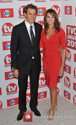 James Cracknell and Beverly Turner - The TVChoice Awards 2013 held at the Dorchester - Arrivals - London, United Kingdom...