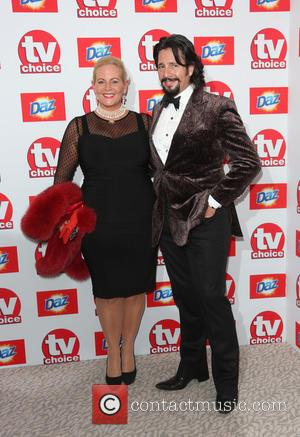 Jackie Bowen and Laurence Llewelyn-bowen
