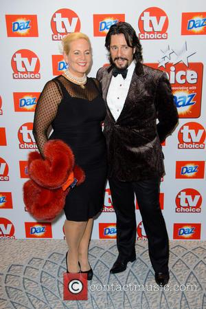 Jackie and Laurence Llewelyn-bowen