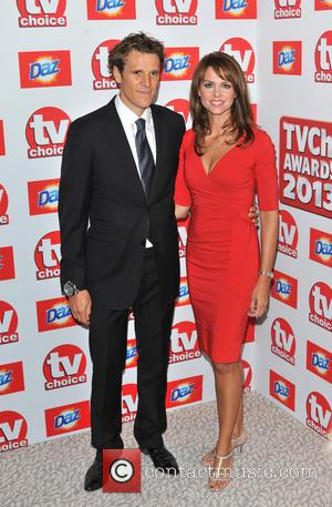 Beverley Turner and James Cracknell