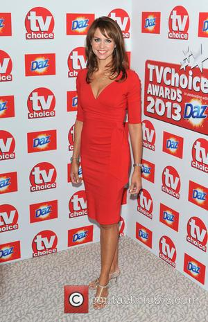 Beverley Turner - The TVChoice Awards 2013 held at the Dorchester - Arrivals - London, United Kingdom - Monday 9th...