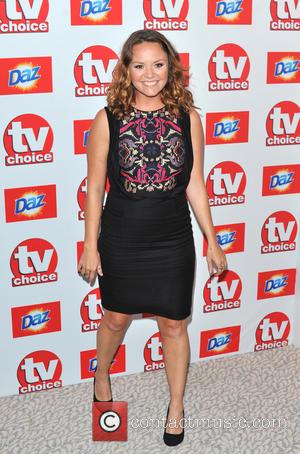 Charlie Brooks - The TVChoice Awards 2013 held at the Dorchester - Arrivals - London, United Kingdom - Monday 9th...