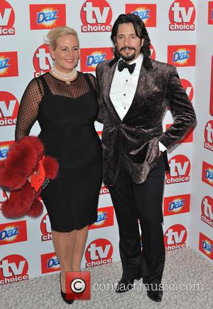 Laurence Llewelyn-Bowen - The TVChoice Awards 2013 held at the Dorchester - Arrivals - London, United Kingdom - Monday 9th...