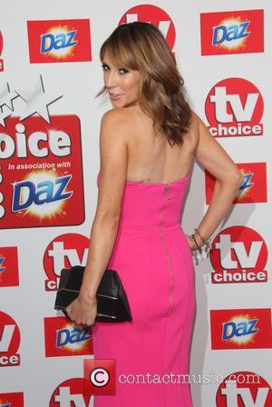 Alex Jones - The TVChoice Awards 2013 held at the Dorchester - Arrivals - London, United Kingdom - Monday 9th...