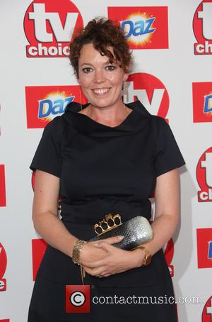 Olivia Colman - The TVChoice Awards 2013 held at the Dorchester - Arrivals - London, United Kingdom - Monday 9th...