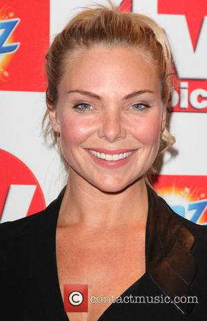 Samantha Womack - The TVChoice Awards 2013 held at the Dorchester - Arrivals - London, United Kingdom - Monday 9th...