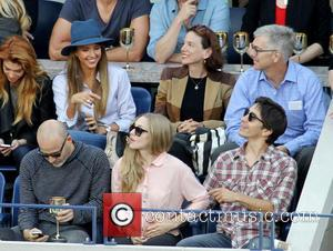 Jessica Alba, Amanda Seyfried and Justin Long