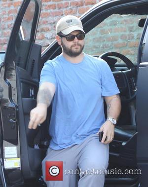 Jack Osbourne - Celebrities arrive at the rehearsal studio for 'Dancing With The Stars' - Hollywood, California, United States -...