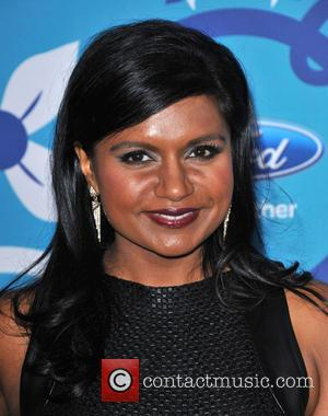 Mindy Kaling - 2013 Fox Fall Eco-Casino Party