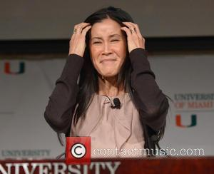 Lisa Ling - Lisa Ling gives the University of Miami Fall convocation speech 'Open Heart Open Mind' at Bank United...