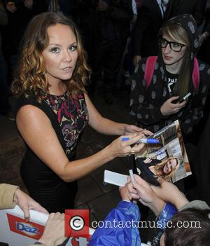 Charlie Brooks - The TV Choice Awards 2013 held at the Dorchester - Outside Arrivals - London, United Kingdom -...