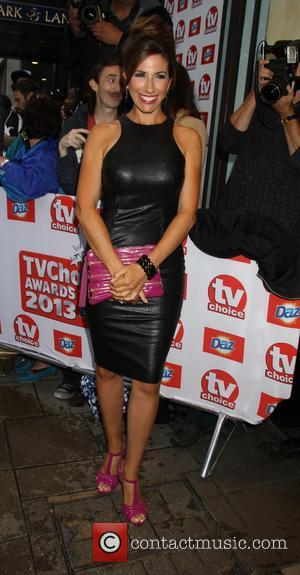 Laura Norton - he TV Choice Awards 2013 held at the Dorchester - Outside Arrivals - London, United Kingdom -...