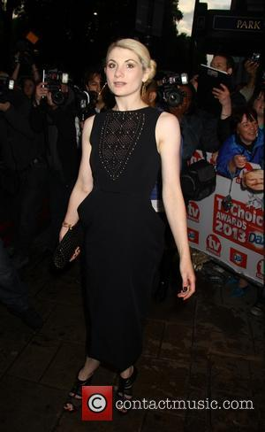 Jodie Whittaker - The TV Choice Awards 2013 held at the Dorchester - Outside Arrivals - London, United Kingdom -...