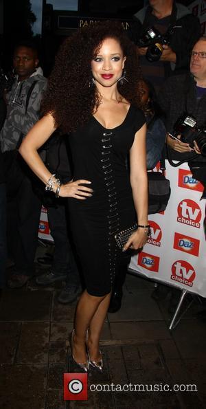 Natalie Gumede - The TV Choice Awards 2013 held at the Dorchester - Outside Arrivals - London, United Kingdom -...