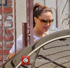 Leah Remini - Celebrities arrive at the rehearsal studio for 'Dancing With The Stars' - Hollywood, California, United States -...