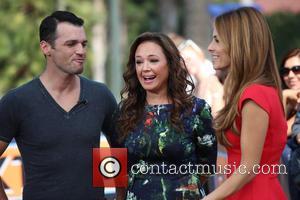 Leah Remini, Tony Dovolani and Maria Menounos