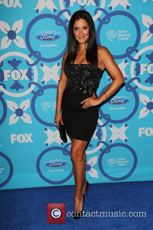 Angelique Cabral - 2013 Fox Fall Eco-Casino Party Held at The Bungalow - Santa Monica, California, United States - Tuesday...