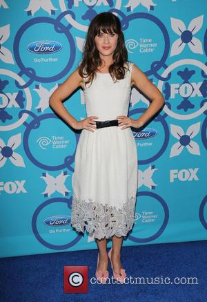 Zooey Deschanel - 2013 Fox Fall Eco-Casino Party Held at The Bungalow - Santa Monica, California, United States - Tuesday...
