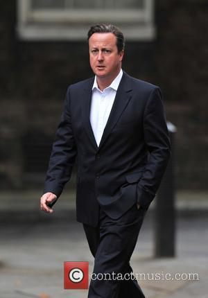 Prime Minister David Cameron - Ministers arrive at number 10 Downing Street ahead of a Cabinet meeting - London, United...