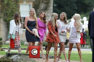 A Classy Wedding For Professor Green And Chelsea Girl Millie Mackintosh [Pictures]
