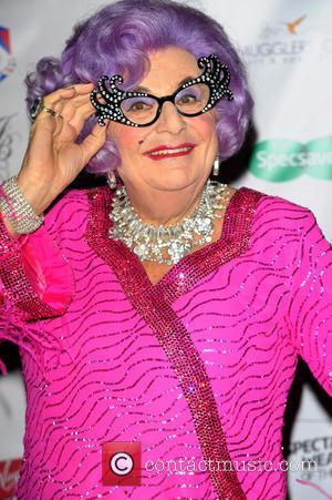 Dame Edna Everage
