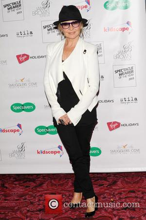 Lulu - The Specsavers' Spectacle Wearer of the Year 2013 held at the Royal Opera House - Arrivals - London,...