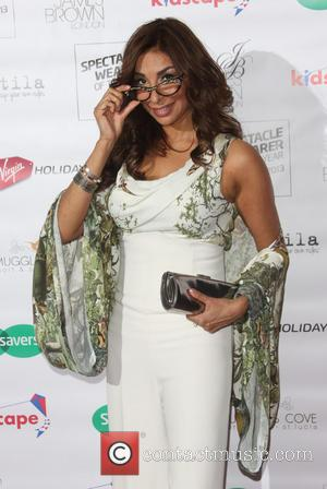 Shobna Gulati - The Specsavers' Spectacle Wearer of the Year 2013 held at the Royal Opera House - Arrivals -...