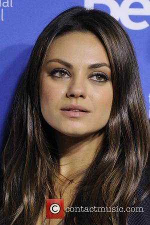 Mila Kunis To Join Ashton Kuthcer In 'Two And A Half Men' Guest Appearance