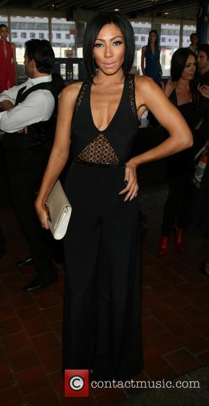 Bridget Kelly - Mercedes-Benz Fashion Week Spring 2014 - Catherine Malandrino presentation at Pier 92 - New York, NY, United...