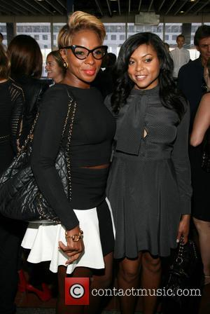 Mary J Blige and Taraji P. Henson
