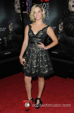 Sasha Pieterse - World premiere of FilmDistrict's 'Insidious: Chapter 2' at Universal CityWalk - Arrivals - Hollywood, California, United States...
