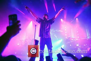 J. Cole - J. Cole kicks off his 'What Dreams May Come' tour at the James L. Knight Center in...