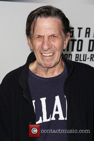 Leonard Nimoy, AKA 'Spock', Suffering From Chronic Lung Disease