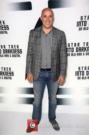 Neville Page - 'Star Trek: Into Darkness' Blu-ray and DVD debut at California Science Center - Los Angeles, California, United...
