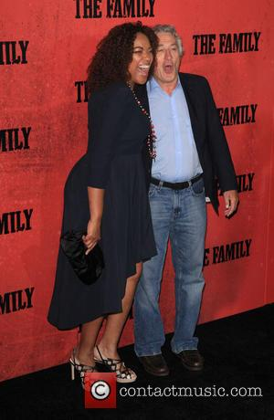 Grace Hightower and Robert De Niro