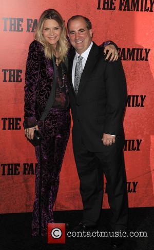 Michelle Pfeiffer and Jimmy Palumbo