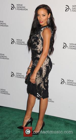Selita Ebanks - The Novak Djokovic Foundation New York Dinner - Arrivals - New York City, NY, United States -...