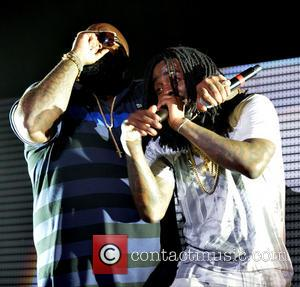 Rick Ross and Wale