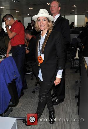 Cerys Matthews - BGC Annual Global Charity Day held at 1 Churchill Place - London, United Kingdom - Wednesday 11th...